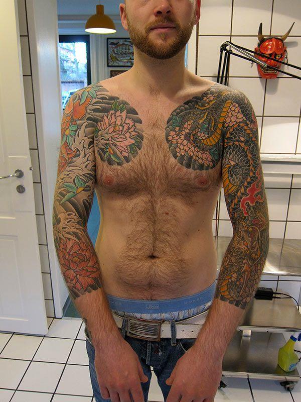 franz jæger tattoo